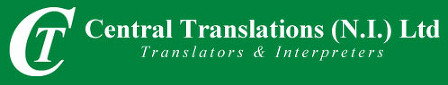 CT Central Translations (N.I.) Ltd Logo
